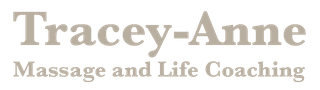 Massage in Kesgrave, Ipswich   By Tracey-Anne Logo